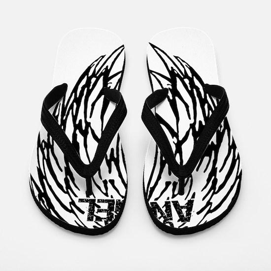 CASA Angel Wings Flip Flops