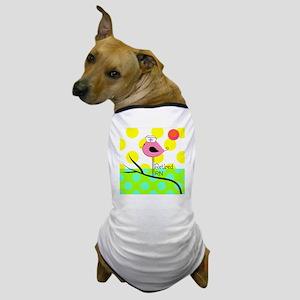 Retired RN Pillow Dog T-Shirt