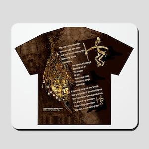 Ancestors - Mens All Over Print T-Shirt Mousepad