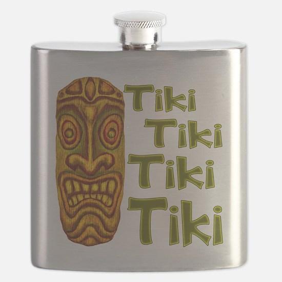 Tiki Tiki Tiki Flask