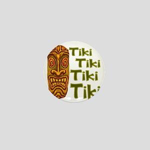 Tiki Tiki Tiki Mini Button
