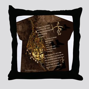 Ancestors - Womens All Over Print T-S Throw Pillow 80f28ea7c3