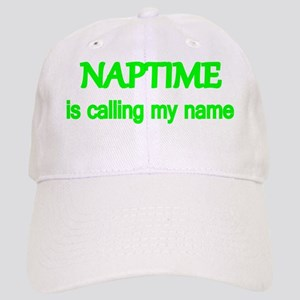 Naptime is calling my name. Cap