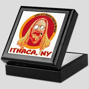 Ithaca Hippie 2 Keepsake Box