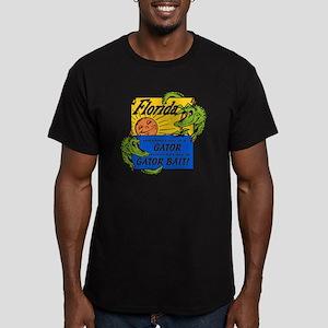 Florida Gator Bait Men's Fitted T-Shirt (dark)