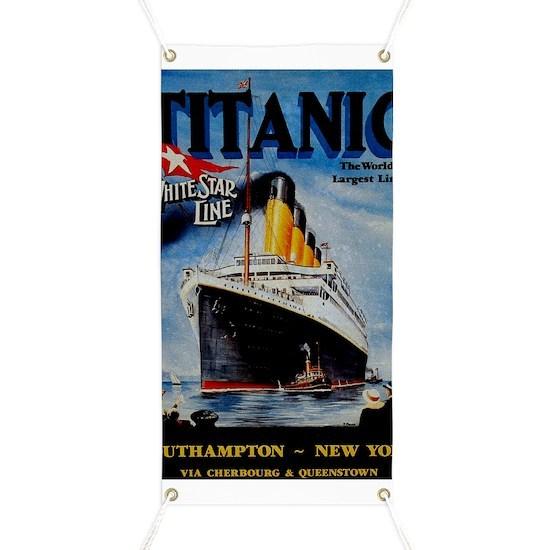 Vintage Titanic Travel