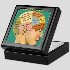 Inside a Therapists Brain Keepsake Box