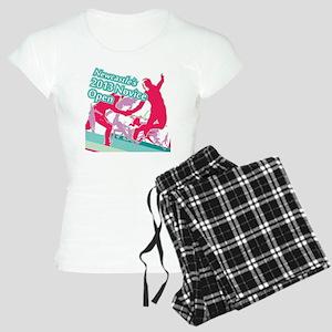 Newcastle 2013 novice Open Women's Light Pajamas