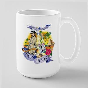 """""""Key Largo"""" Large Mug"""