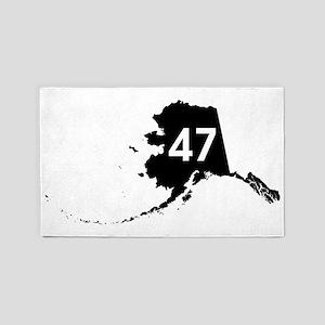 AK47 3'x5' Area Rug