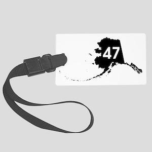 AK47 Large Luggage Tag