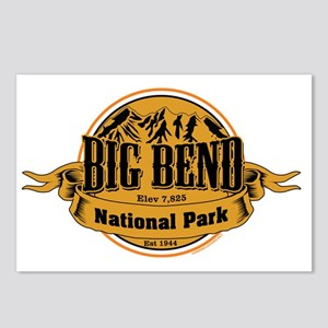 Big Bend, Texas Postcards (Package of 8)