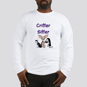 Pet Sitter Long Sleeve T-Shirt