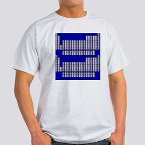 Deluxe Periodic Table Light T-Shirt