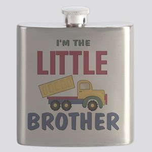 Little Brother Dump Truck Flask