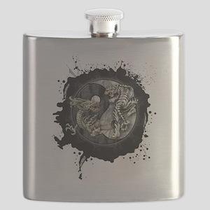 Tiger  Dragon JKD Flask
