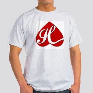 Hiney Heart Light T-Shirt