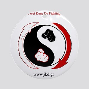 Fists... Round Ornament