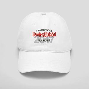 Hurricane Irma Survivor Baseball Cap