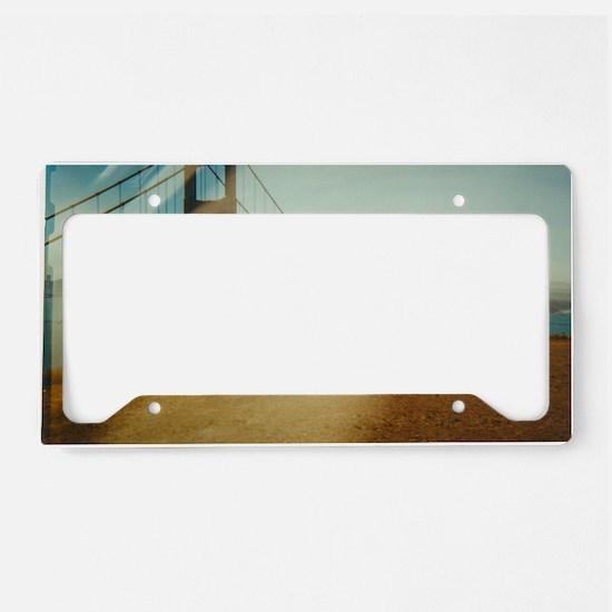 Bay Bridge License Plate Holder