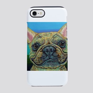 Fawn Frenchie iPhone 7 Tough Case