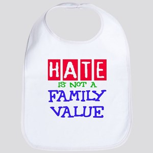 NO HATE Bib