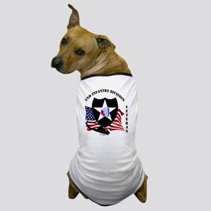 2nd Infantry Division aka Indian Head  Dog T-Shirt