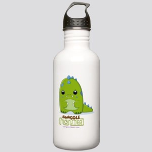 Cute Dinosaur Stainless Water Bottle 1.0L