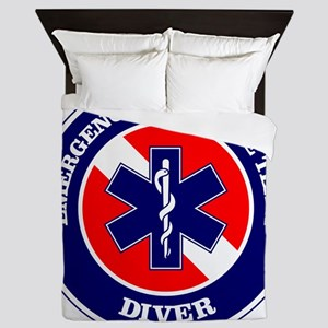 ERT Diver 1 Queen Duvet