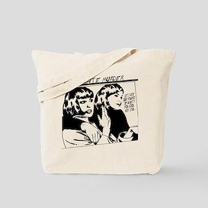 MY FAVORITE MURDER GOO Tote Bag