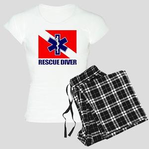 Rescue Diver (emt) Women's Light Pajamas