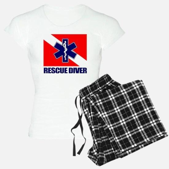 Rescue Diver (emt) Pajamas
