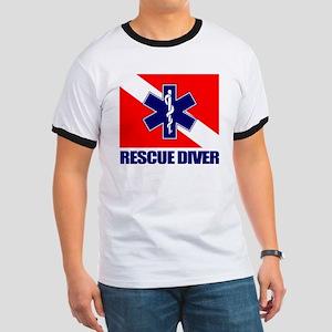 Rescue Diver (emt) Ringer T