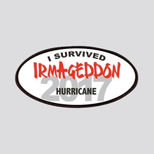 Hurricane Irma Survivor Patch