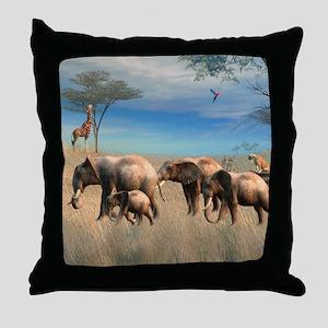 s2_shower_curtain Throw Pillow