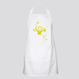 Im going to try science Apron