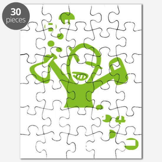 Stand back! Puzzle