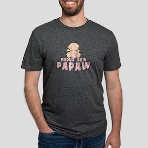 New Papaw Baby Girl T-Shirt