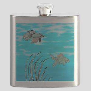 Goldfish Flask