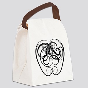 Octogears Canvas Lunch Bag