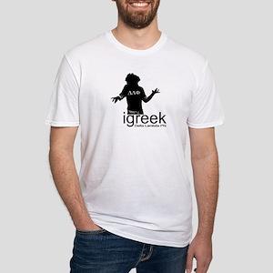 igreek Fitted T-Shirt
