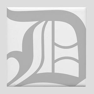 Detroit Tile Coaster