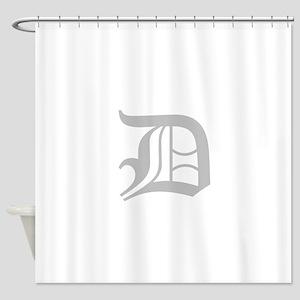 Detroit Shower Curtain