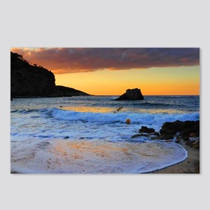 Mediterranean Sunset Postcards (Package of 8)