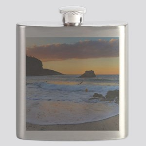 Mediterranean Sunset Flask