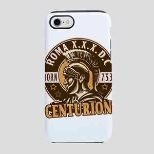 Lucius, the Roman Centurion iPhone 7 Tough Case