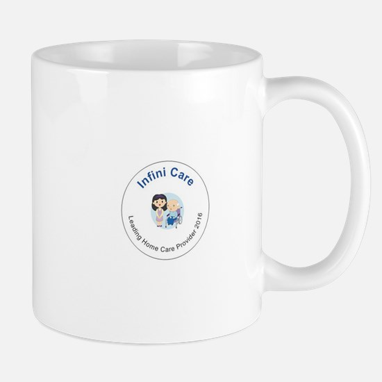 Infini care logo Mugs