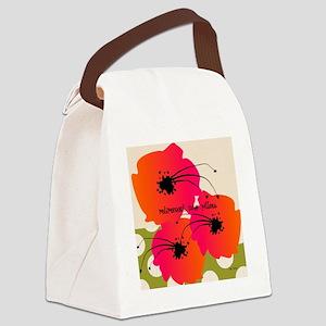 Retirement Nap Canvas Lunch Bag