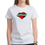Heartbreaker (Chinese) Women's T-Shirt