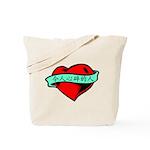 Heartbreaker (Chinese) Tote Bag